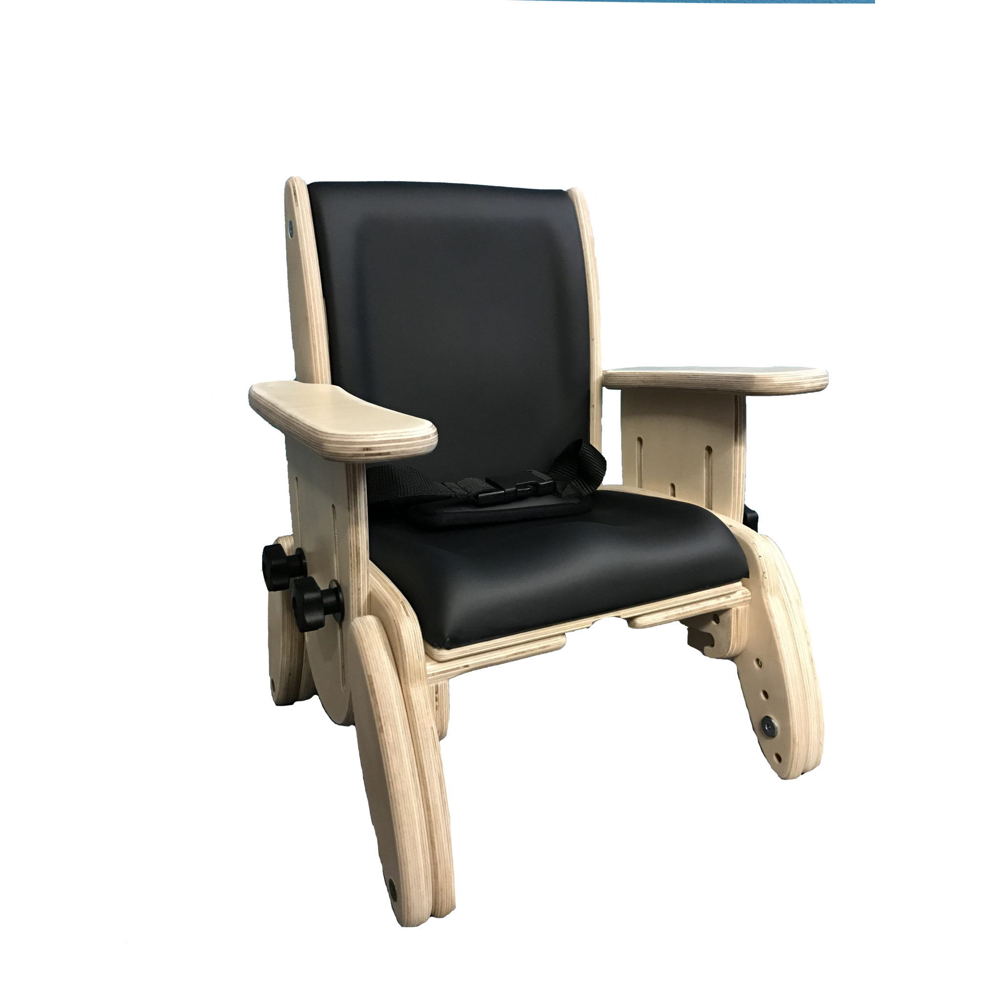 juni black - Juni chair available in a great new colour!