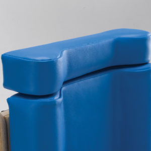 backrest extension support