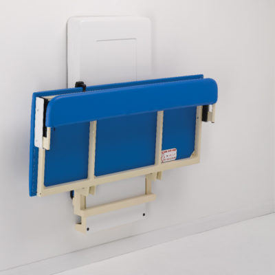 Easi_Lift_Changing_Bench_Blue_Stowed_Away
