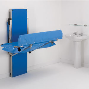 hi-riser shower stretcher