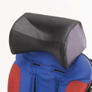 rumba style headrest