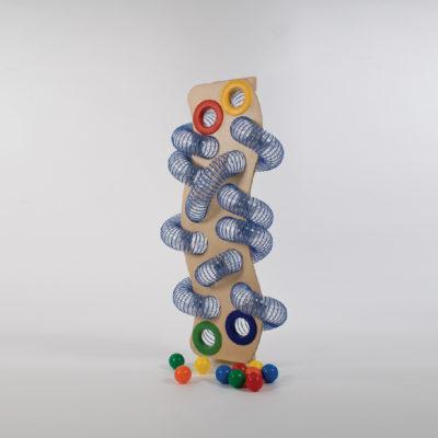 wall mounted ball run