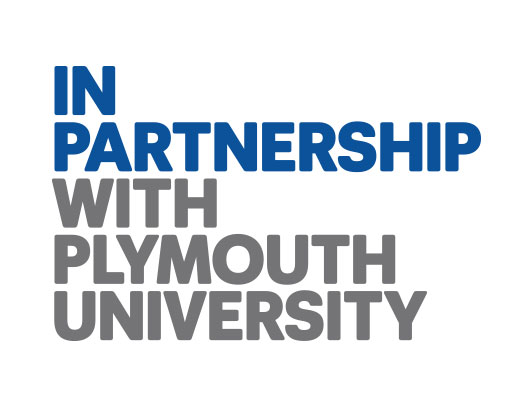 Plymouth partnership logo - University Partnerships
