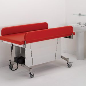 mobile changing table