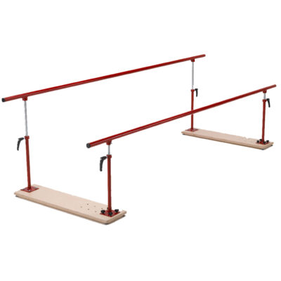 walking parallel bars