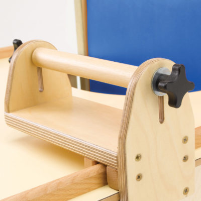 tray handrail half width