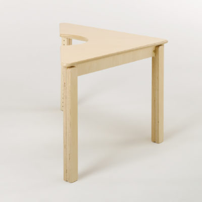 connect triangular table
