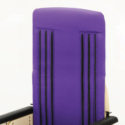 increased height backrest (extra 100mm)