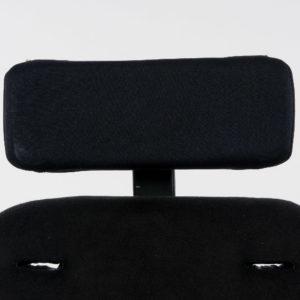 flat headrest
