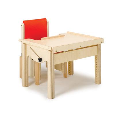 personal tilt desk